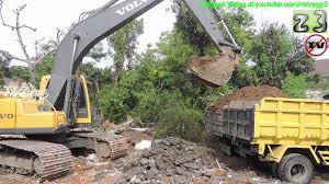 Overloaded Dump Truck By Volvo EC210B Excavator - YouTube Garbage Trucks Youtube Truck Song For Kids Videos Children Lihat Apa Yang Terjadi Ketika Dump Truck Jomplgan Besar Ini Car Toys For Green Sand And Dump Play Set New 2019 Volvo Vhd Tri Axle Sale Youtube With Mighty Ford F750 Tonka Fire Teaching Patterns Learning Gta V Huge Hvy Industrial 5 Big Crane Vs Super Police Street Vehicles 20 Tons Of Stone Delivered By Tippie The Stories Pinkfong Story Time Backhoe Loading Kobunlife