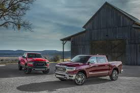 2019 Ram 1500 Video Review | News | Cars.com 2019 Silverado Ranger Ram Debuts Top Whats New On Piuptrucks Montreal Canada 18th Jan 2018 Dodge Pickup Truck At The 1500 Pricing From Tradesman To Limited Eres How 2014 3 4 Tonramwiring Diagram Database Ram News Road Track Chevrolet Vs Ford F150 Big Three Allnew Lone Star Focus Daily May Have Hinted At A 707hp Hellcat Pickup Is Coming Town Drivelife 2013 Photos Specs Radka Cars Blog Spyshots Undguised Boasts 57l Hemi V8 Badges On Living And Working With