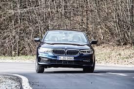 2017 BMW 530d xDrive vs 2017 Mercedes Benz E350d