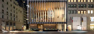 100 5 Architects Cubes On Th Avenue Rolex USA Headquarters By David