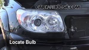 headlight change 2003 2009 toyota 4runner 2008 toyota 4runner
