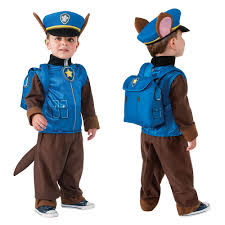 Chasing Fireflies Halloween Returns by Toddler Paw Patrol Chase Halloween Costume Ebay