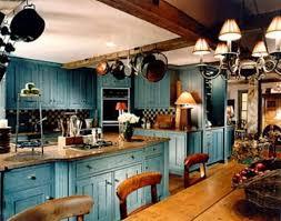 French Country Decor Blue Kitchen Designs The Interior Design Inspiration