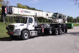 Boom Truck | Terex | 40 Tons And More