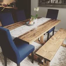 Client Photo 📸 'H' Leg Base Farm Table... - Two Willows ... Lindsey Farm 6piece Trestle Table Set Urban Chic Small Ding Bench Hallowood Amazoncom Vermont The Gather Ash 14 Rentals San Diego View Our Gallery Lots Of Rustic Tables Jesus Custom Square Farmhouse Farm Table W Matching Benches Reclaimed Chestnut Wood Harvest Matching Free Diy Woodworking Plans For A Farmhouse Handmade Coffee Ashley Distressed Counter 4 Chairs Modern Southern Pine Wmatching Bench