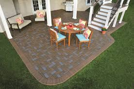 16x16 Patio Pavers Weight by Resurfacing Pavers Interlocking Pavers Landscape Pavers Azek