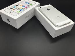 Apple Iphone 5s 16gb Silver boost Mobile Use Your Current