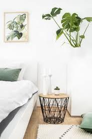 greenery im schlafzimmer haus deko zimmer schlafzimmer