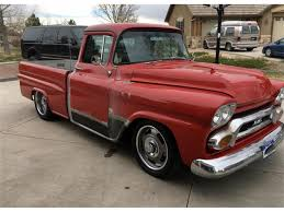 100 Trucks For Sale In Colorado Springs 1959 GMC Pickup For ClassicCarscom CC811131