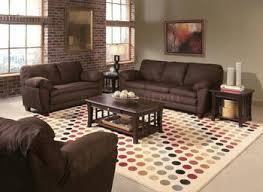 Living Room Decorating Brown Sofa by Full Size Of Furniturebeautiful Homelegance Beckstead Sofa Set