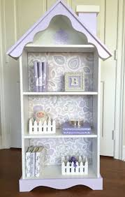 Children's Doll House Bookcase, Custom Children's Dollhouse ... Loving Family Grand Dollhouse Accsories Bookcase For Baby Room Monique Lhuilliers Collaboration With Pottery Barn Kids Is Beyond Bunch Ideas Of Jennifer S Fniture Pating Pottery New Doll House Crustpizza Decor Capvating Home Diy I Can Teach My Child Barbie House Craft And Makeovpottery Inspired Of Hargrove Woodbury Gotz Jennifers Bookshelf