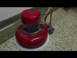 difference between burnishing buffing floors cleaning tips