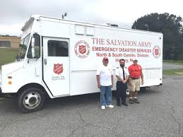 Salvation Army Sends Hickory Helpers To Coastal Areas | News ...