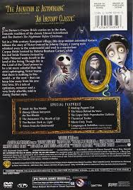 Danny Elfman This Is Halloween Download by Amazon Com Tim Burton U0027s Corpse Bride Full Screen Edition John
