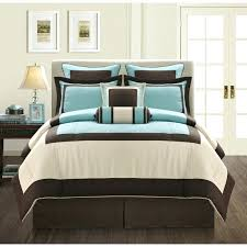 Turquoise And Brown Bedroom Large Size Of Gold Comforter Set Home Decor