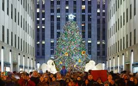 Rockefeller Center Christmas Tree Lighting 2014 Live by Demontfort Demontfortmusic Twitter