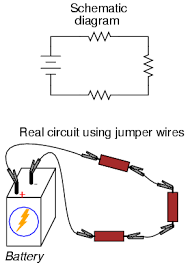 Building Simple Resistor Circuits In The Course Of Learning About Electricity You Will Want To Construct Your