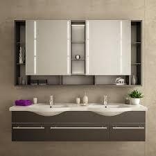 bad spiegelschrank mit offenen fächern ravenna