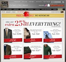Joseph A Banks Promo Code / Columbus In Usa Jos A Bank Coupons 25 Off Everry 125 At Posts Facebook Banks Clearance Sale Is Offering Huge Discounts On Mens Suits Up To 90 Off Apparel Accsories Free Express Dress Pants Raveitsafe 30 Student Discntcoupons Reserve Collection Tailored Striped Suit Revealed Its Worst Nightmare Business Insider Over 55 Canada Currency Exchange Rates