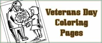 Veterans Day Worksheets Pictures