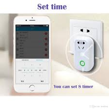 Programming Timer Now With Near Field Communication NFC Finder