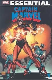 Essential Captain Marvel Vol 1