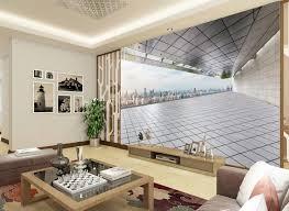 wohnkultur wohnzimmer natürliche kunst 3d raum zu erweitern die städtebau tv hintergrund 3d wandbilder wallpaper für wohnzimmer zimmer
