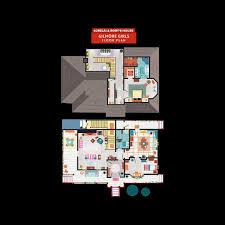 100 Gilmore Girls House Plan Loralei And Rorys Floor Kids Varsity Jacket