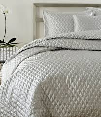 Ty Pennington Bedding by Candice Olson Ventura Shimmery Wave Quilted Duverlet Candice