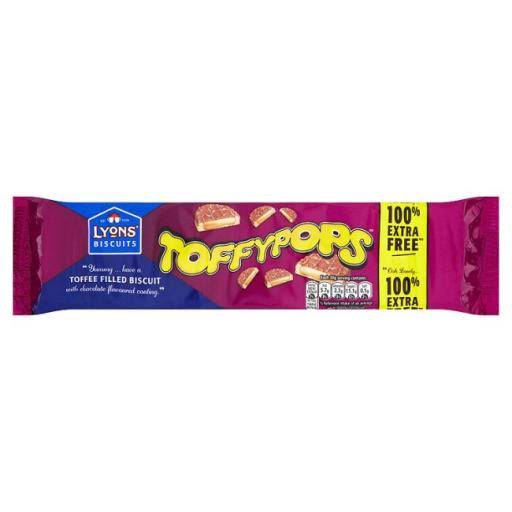 Lyons' Biscuits Toffypops - 240g