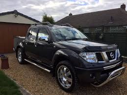 Nissan Navara D40 20 Inch Lenzo Titan Chrome Rim Alloy Wheels New ...
