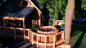 100 Tree Houses With Hot Tubs Tub Rumpus Room House Masters