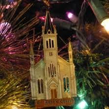 Catholic Church Christmas Tree Decorations St Annes Ornament