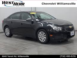 100 West Herr Used Trucks 2011 Chevrolet Cruze For Sale In Hamburg NY Serving Orchard