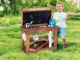 playtive holzspielküche inklusive zubehör ab 3 jahren aus echtholz