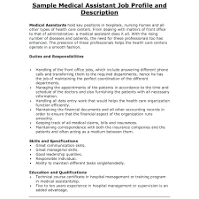 Marketing Administrative Assistant Salary Duties And ... Medical Assistant Description For Resume Bitwrkco Medical Job Description Resume Examples 25 Sample Cna Assistant Duties Awesome Template Fondos De Rponsibilities Job Of Professional For 11900 Drosophila Bkperennials 31497 Drosophilaspeciation Example With Externship Cover Letter New 39 Administrative