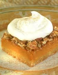 Pumpkin Cake Paula Deen by 14 Pumpkin Bar Recipes Fall Goodness Tipnut Com