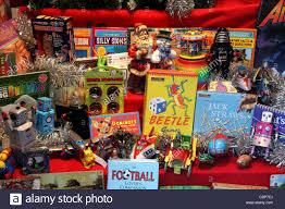Christmas Shop Window In Bath Selling Vintage Toys