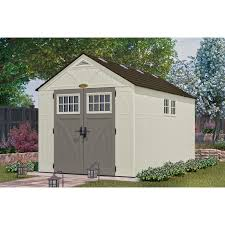 Sams Club Vinyl Outdoor Storage Sheds by Ideas U0026 Tips Appealing Suncast Storage Shed For Home Outdoor