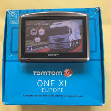 100 Truck Routes For Sale Tom Tom XL Latest V 1005 Europe Map Boxed Like New