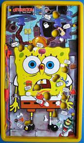 Operation Spongebob Squarepants Edition Skill Game 200x HasbroNickelodeon 2 The Big Hunter