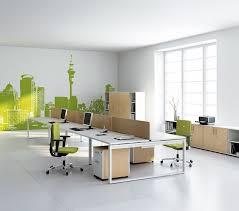 deco bureau entreprise organisation espaces de travail tendance déco open space