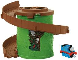 Tidmouth Sheds Wooden Ebay by Amazon Com Fisher Price Thomas U0026 Friends Take N Play Spiral Tower