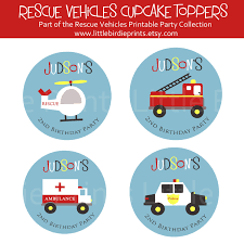 RESCUE VEHICLES Cupcake Toppers. Firetruck, Ambulance, Police Car ... Fire Engine Cupcake Toppers Fire Truck Cupcake Set Of 12 In 2018 Products Pinterest Emma Rameys Firetruck 3rd Birthday Party Lamberts Lately Fireman Firehouse Etsy Monster Cake Ideas Edible With Free Printables How To Nest For Less Refighter Boy Truck Topper Image Rebecca Cakes Bakes Pin By Diana Olivas On Diana Cupcakes Fondant Red Yellow Rad Hostess The Mommyapolis