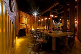 The Shed Barbeque Restaurant by Cargo Korean Bbq Vip Room By Genco Berk Design Warehouse Cargo