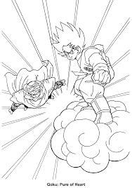 112 Dibujos De Dragon Ball Z Para Colorear Oh Kids Page 5