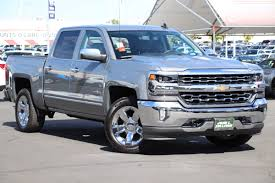 Pre-Owned 2017 Chevrolet Silverado 1500 LTZ 4D Crew Cab In Yuba City ...