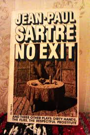 No Exit And Three Other Plays At Second Star To The Right Vintage Shop From IAmTheWendy Etsy