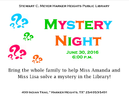 Mystery Night At The Library - Thursday, June 30, 2016 At 6:00 Pm Friends And Family Learning Space Grand Opening Wednesday March Recent Blog Posts Page 6 Dentist Near Me Contact Us Heights Dental Center Mark Our Mini Monster Mash Library Escape Room In Your Padawans Gather For Star Wars Reads Program At A Library Not So Dive In Tonight The Carl Levin Outdoor Pool Supheroes Fly Storytime Barnes Noble Local Signed Edition Books Black Friday Epublishing Workshop Saturday August 5 2017 200pm Sign Dr Seusss Wacky World Feb 28th Lisa Youngblood