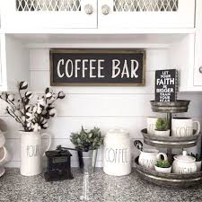 32 Awesome DIY Mini Coffee Bar Design Ideas For Your Home